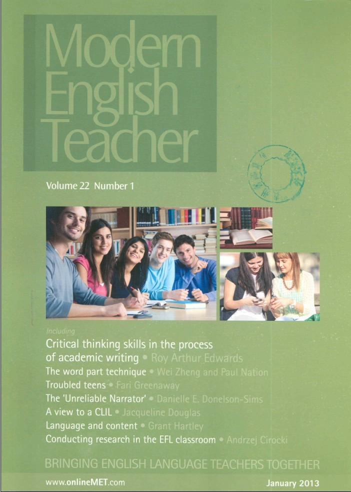 Modern English Classroom ~ Modern english teacher