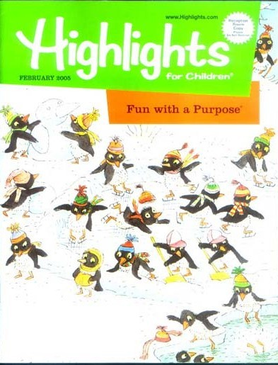Highlights for Children.