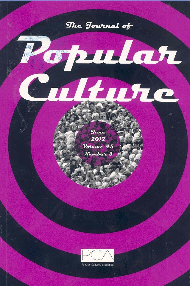 Journal of Popular Culture.
